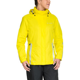 VAUDE Luminum Jacket Women canary